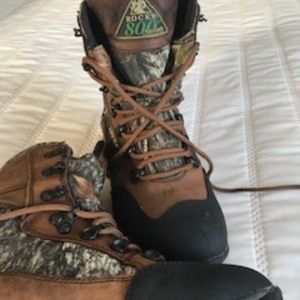 Rocky GoreTex  all weather boot Womans  size 5.5